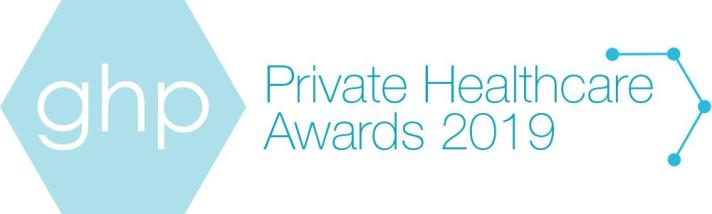 Private Healthcare Awards 2019.